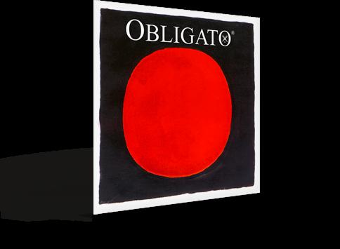 Pirastro Violin D-Einzelsaite Obligato Synthetik