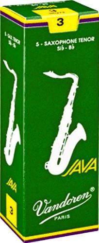 Vandoren Blätter Java Saxophon Tenor 2,5 ( Grün )