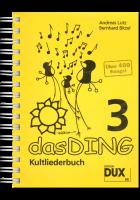 Das Ding 3 Kultliederbuch A. Lutz B. Bitzel