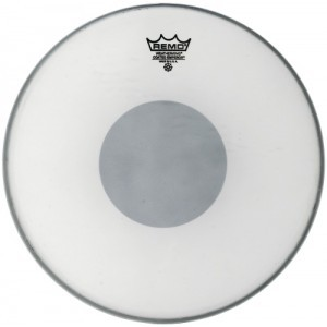 """Remo Schlagzeugfell CS Emperor 15"""" Weiß aufgeraut"""