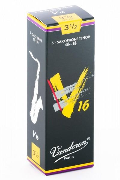Vandoren Blätter V16 Tenor Saxophon 3,5