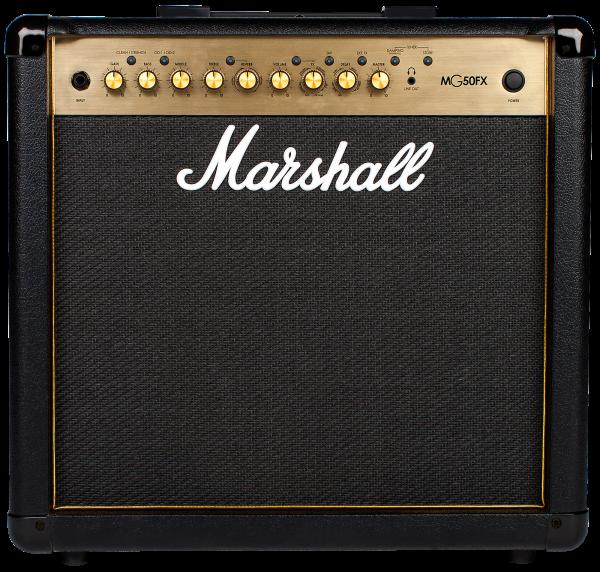 Marshall MG 50 GFX Gold Serie