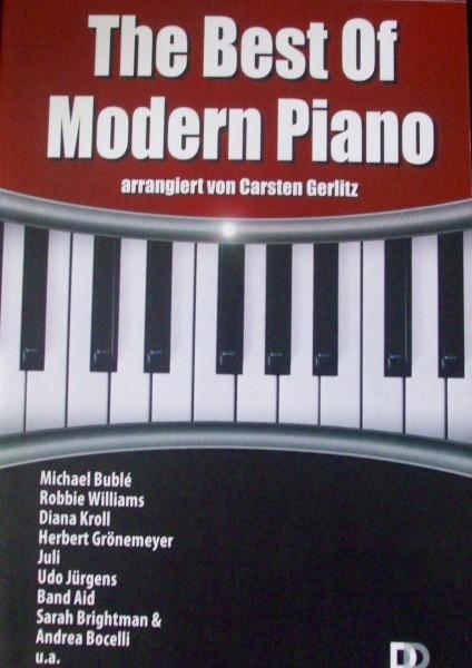 The Best of Modern Piano arrangiert von Carsten Gerliitz