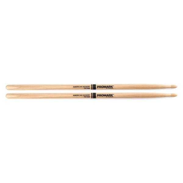 Promark TX7AW Wood Tip 7A Drumsticks