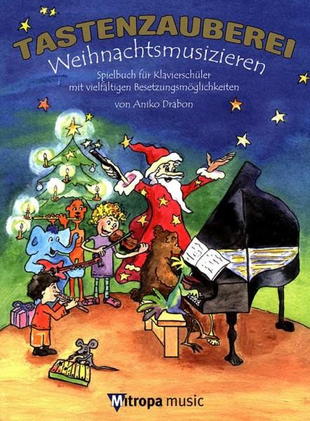 Tastenzauberei Weihnachtsmusizieren