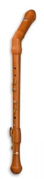 Mollenhauer Bassblockflöte 19542 Waldorf-Edition