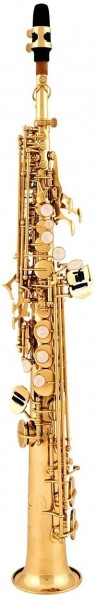 Arnolds & Sons B-Sopran Saxophon ASS-100