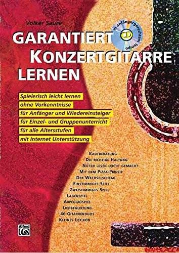 Garantiert Konzertgitarre Lernen Band 1