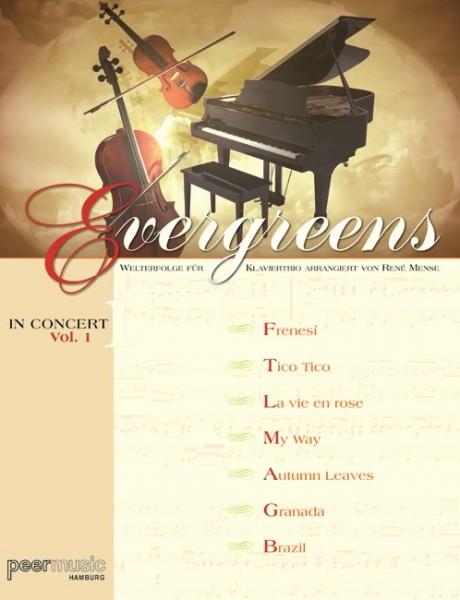 Evergreens In Concert - Welterfolge für Klaviertrio