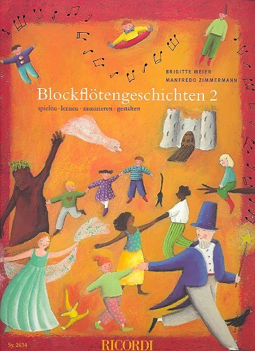 Blockflötengeschichten Band 2
