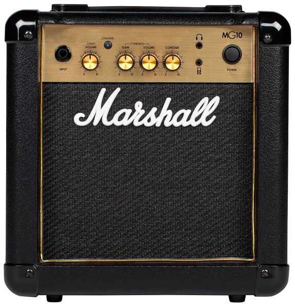 Marshall MG 10 G Gold Serie