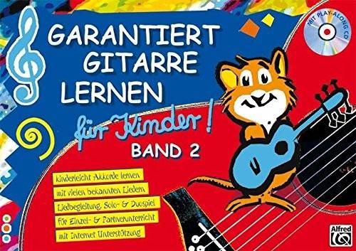 Garantiert Gitarre lernen für Kinder, Band 2