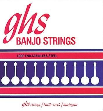GHS Saiten für Tenor Banjo SET 230