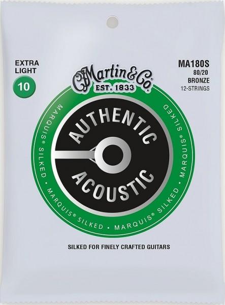 Martin Marquis Western Saiten MA-180S 12 Strings 010-047