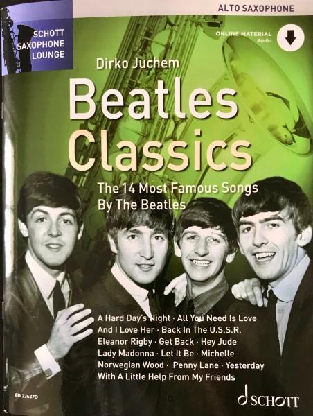 Beatles Classics für Alt Saxophon von Carsten Gerlitz