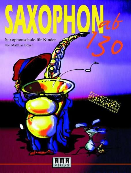 Saxophon ab 130 Matthias Böyer