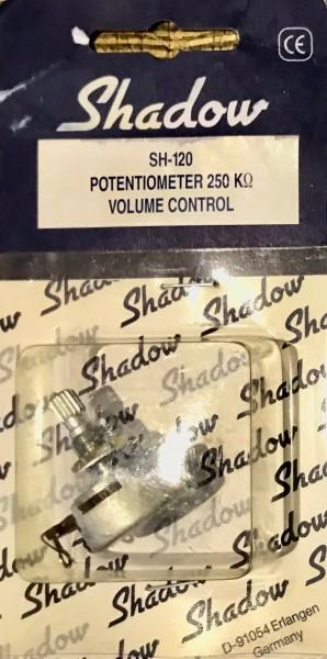 Shadow Potentiometer 250 K Ohm Linear