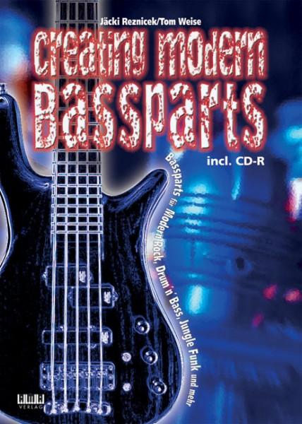 Creating Modern Bassparts von Tom Weise und Jäcki Reznicek