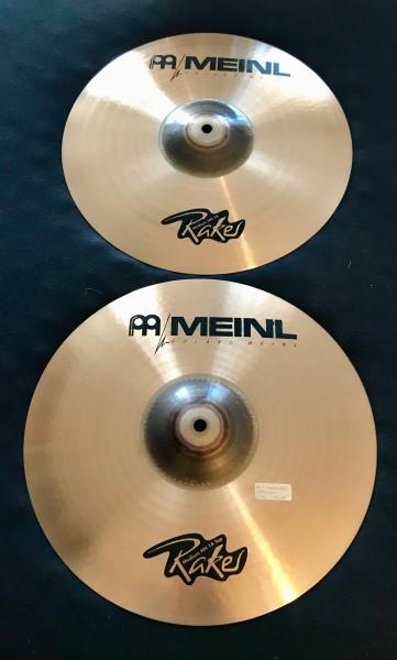 """Meinl Cymbal Raker Serie 14"""" Medium HiHat"""