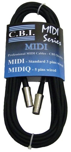 Midikabel 1,8 m C.B.I. Midi Serie