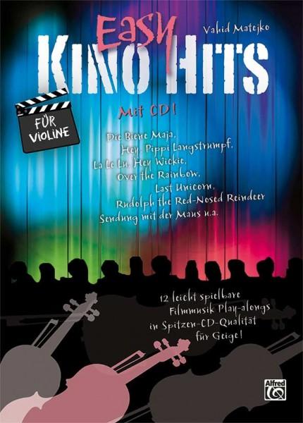Easy Kino Hits für Violine von Vahid Matejko