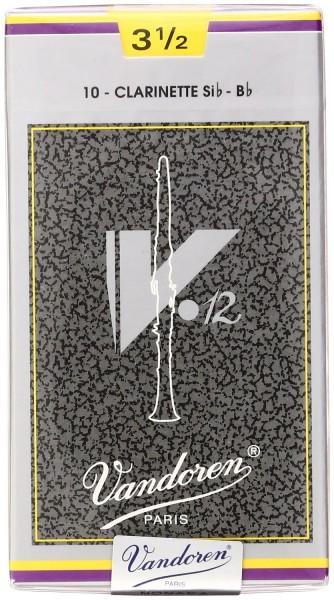 Vandoren Blätter V 12 Klarinette Bb 3,5