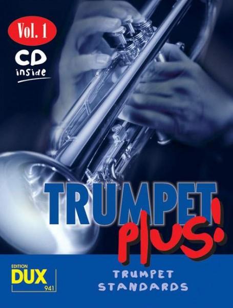 Trumpet plus Vol.1 8 weltbekannte Titel für Trompete mit Playback-CD