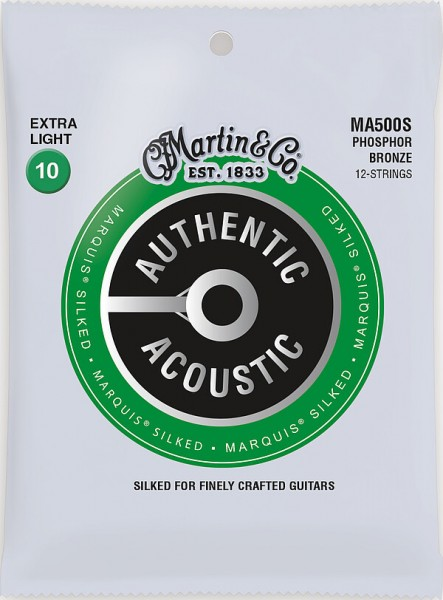 Martin Western Saiten MA-500S Marquis PhBr 12st 010/047