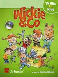 Wickie & Co TV-Hits for Kids (Querflöte)