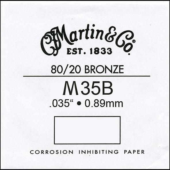 C.F. Martin Acoustic Gitarren Einzelsaite M035B