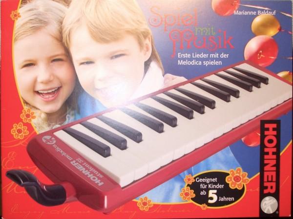 Spiel mit Musik Erste Lieder mit der Melodica von Marianne Baldauf