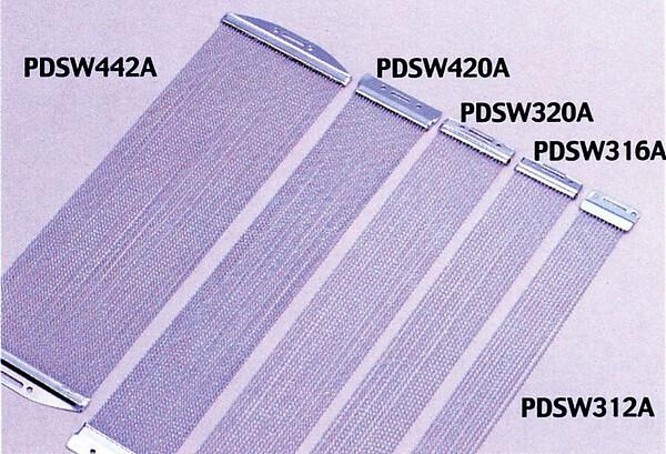 """Dixon PDSW 424A Snareteppich 14"""" 24 Spiralen"""