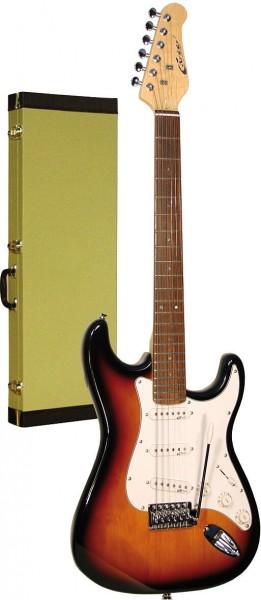 Career Stage-1 E-Gitarre Sunburst