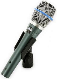 Shure Beta 57 A Instrumental Mikrofon
