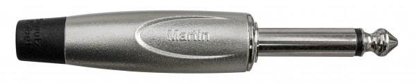 Schulz Kabel Monoklinkenstecker 6,3 mm metall