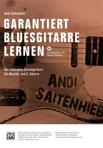 Garantiert Bluesgitarre lernen von Andi Saitenhieb