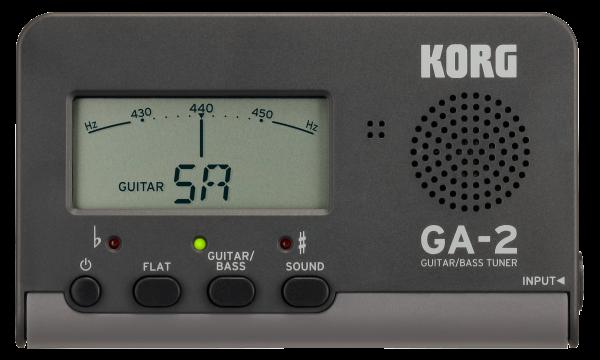 KORG Stimmgerät GA-2 Gitarre / Bass