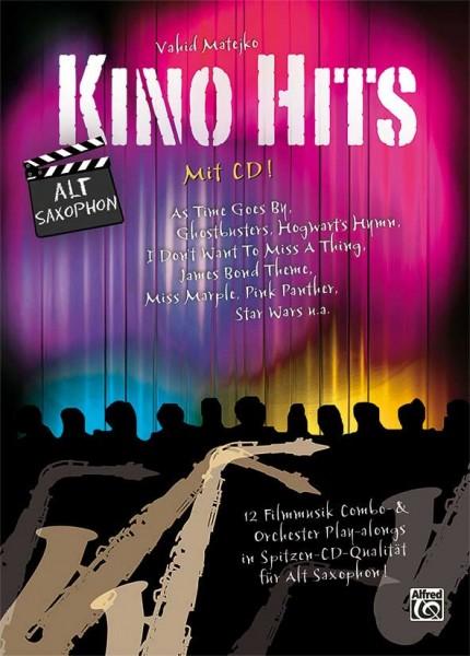Kino Hits für Alt-Saxophon Vahid Matejko