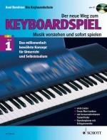 Der neue Weg zum Keyboardspiel mit CD Band 1