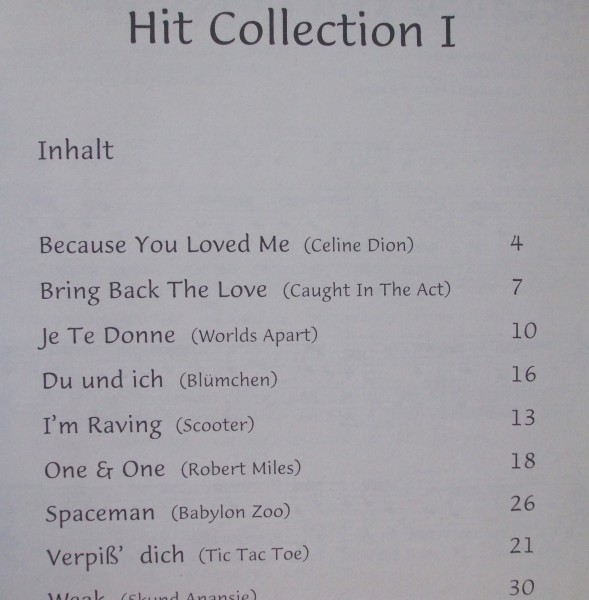 Hit Collection 1