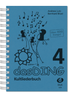 Das Ding 4 Kultliederbuch A. Lutz B. Bitzel