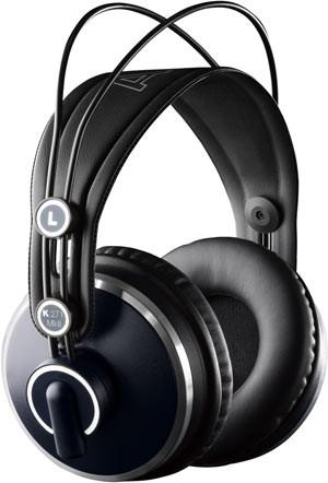AKG K 271 MK II Geschlossener Kopfhörer für Bühne / Studio