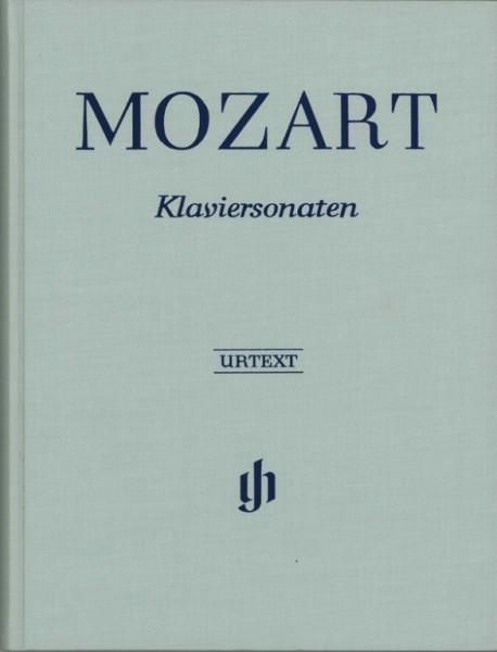 Sämtliche Klaviersonaten in einem Band Mozart