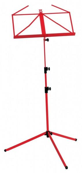 Hamilton Notenständer GMS-31 rot mit Tasche