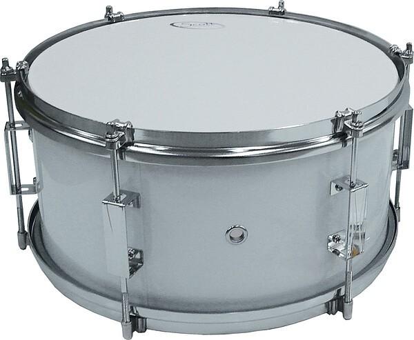 Scott Junior Tenor Drum 12x7 weiß mit Gurt