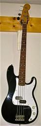 Fender E-Bass Mexico Precision Bass