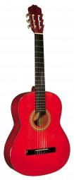 Kirkland Konzertgitarre Modell 11 Rot