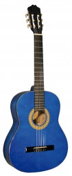 Kirkland Konzertgitarre Modell 11 Blau