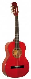 Kirkland Konzertgitarre Mod.34 Rot 3/4