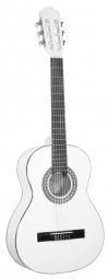 Kirkland Konzertgitarre 3/4 Größe weiss